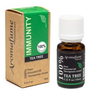 etherische olie tea tree 10 ml